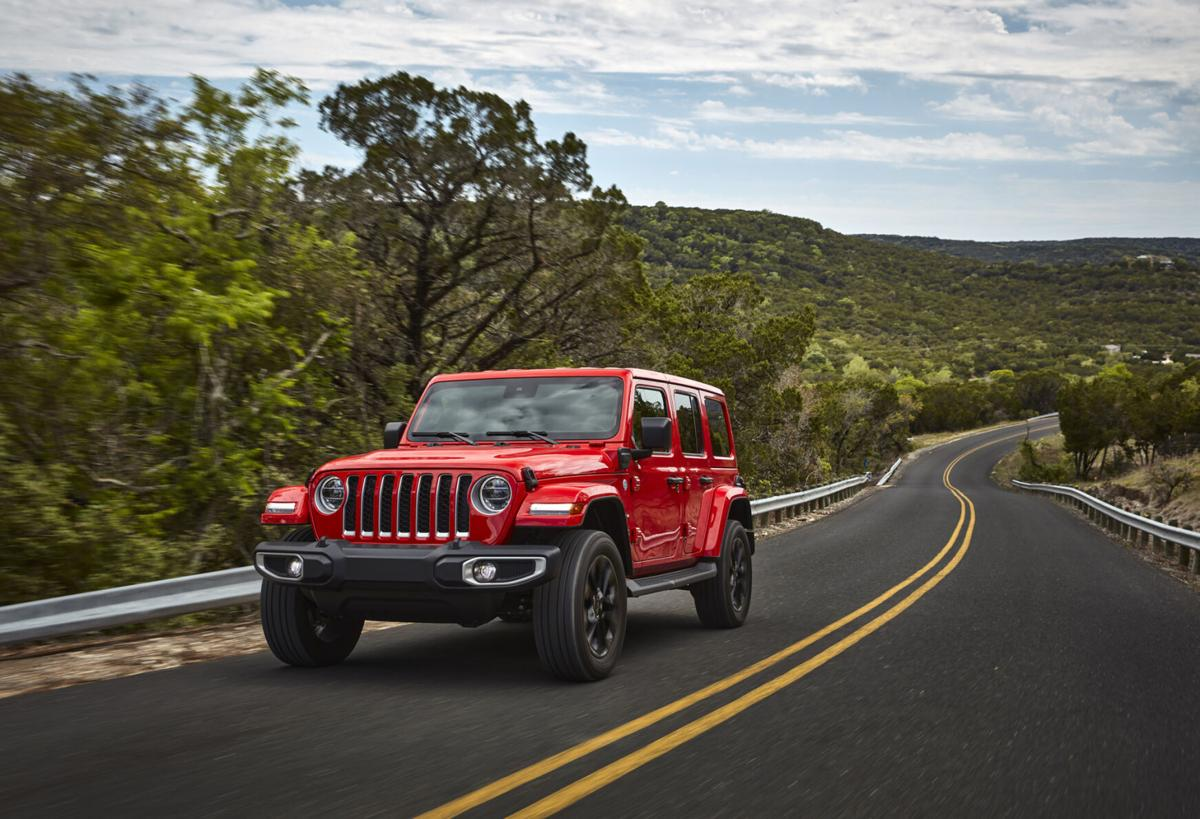 With arrival of the 2021 Jeep Wrangler 4xe plug-in hybrid, Jeep goes green
