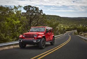 With arrival of the 2021 Jeep Wrangler 4xe plug-in hybrid, Jeep goes green.