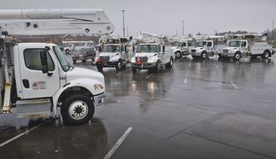 Agencies ready for possible ice storm
