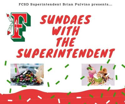 "FCSD superintendent to offer ""Sundaes with the Superintendent"""