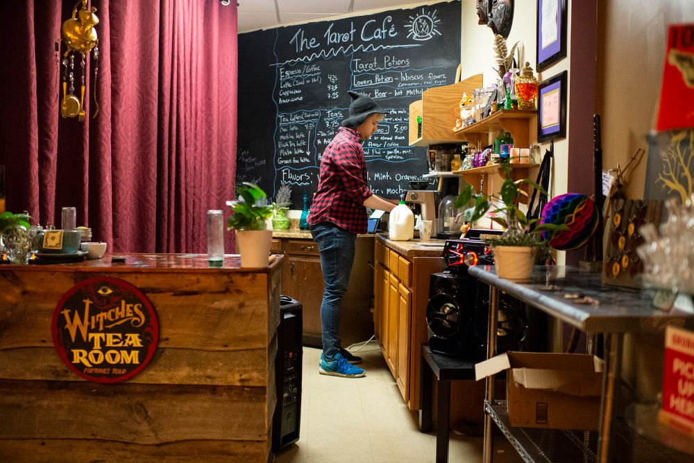 Pandemic pushes Watertown business owners to make leap from cafe to apothecary