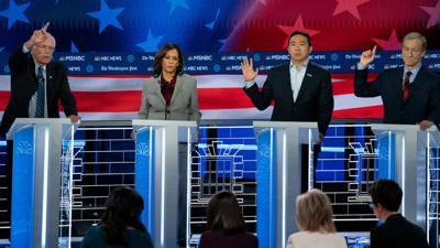 Four myths debunked in the Democratic presidential debate