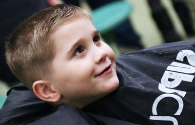 Supercuts for Super Kids raises funds for Volney Elementary PTG