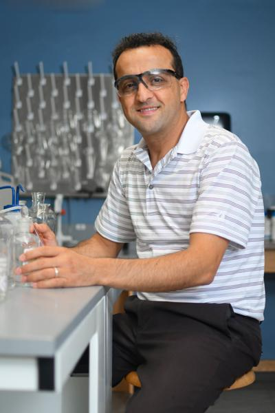 Chemist earns research funding