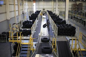 Rubber scarcity a new headache for beleaguered automakers.