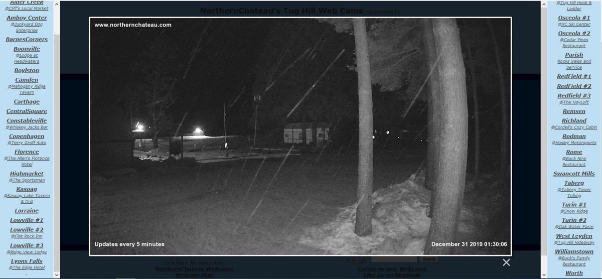 Snow cam website offers live feeds