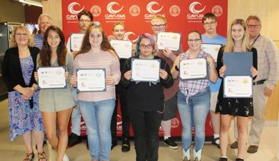 Work Ready Oswego NY grows as more participants earn ACT National Career Readiness Certificate