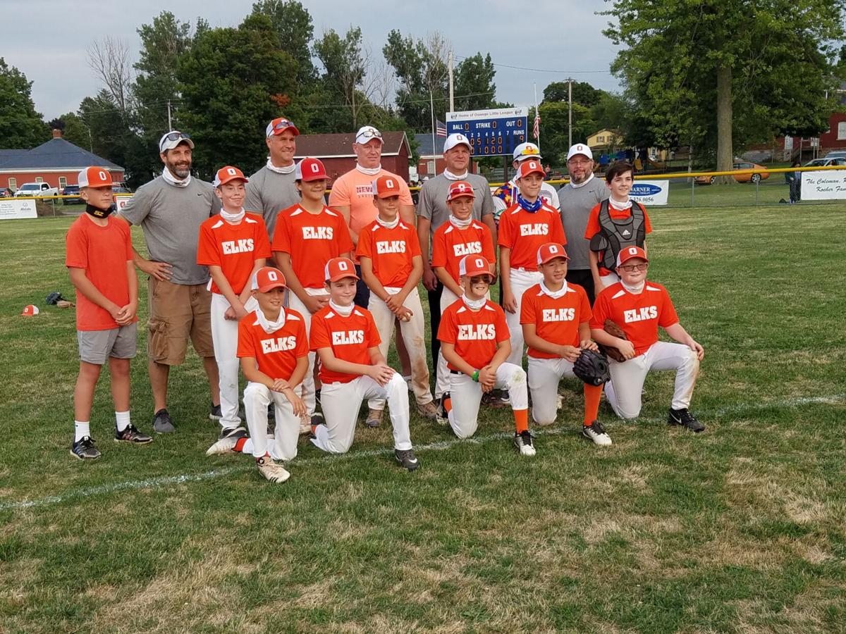 Oswego Little League champions crowned