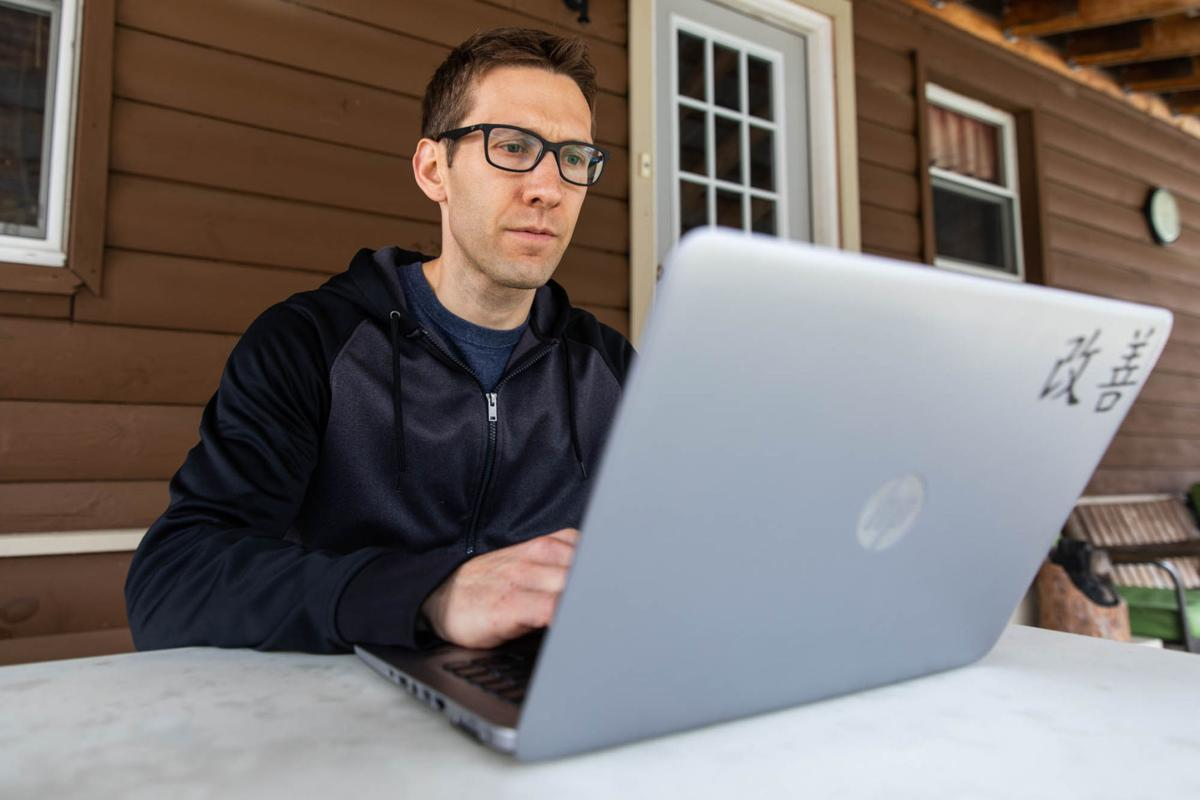 Programmer uses skills to fight pandemic