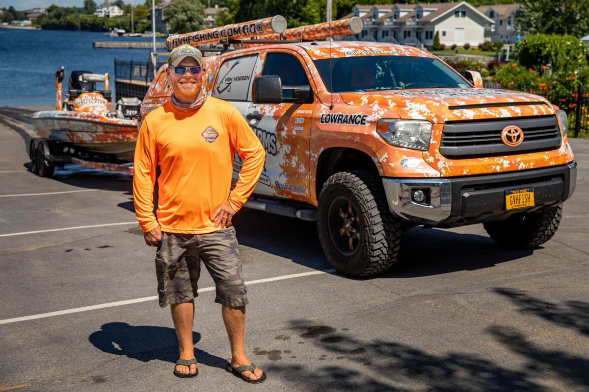 NNY Q&A: Conquering the waterways with Captain Glenn Van Hoesen