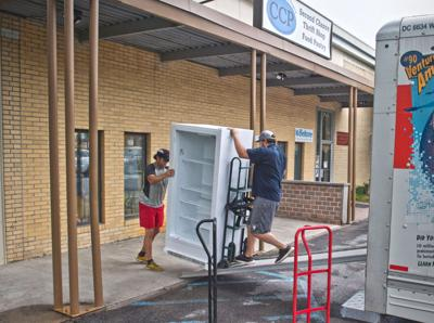 Food pantry, thrift shop moves