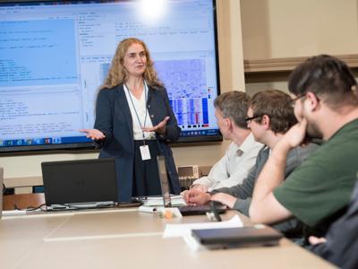 Awards honor SUNY Oswego faculty for scholarly, creative activities
