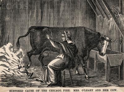 The sacred cow of myths