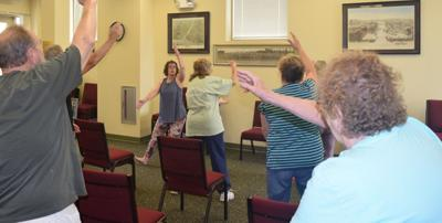 RSVP of Oswego County recruits volunteer instructors for Tai Ji Quan: Moving for Better Balance