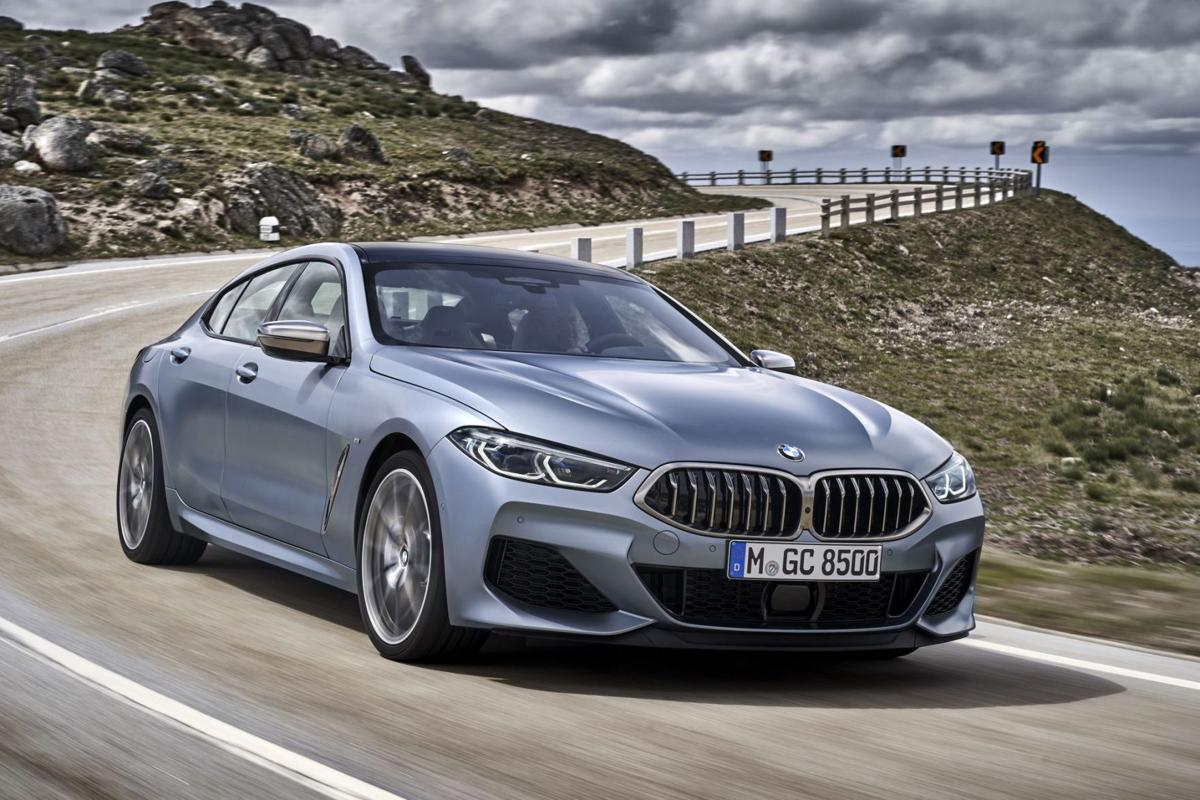 The BMW M850i xDrive Gran Coupe is mmm-mmm good