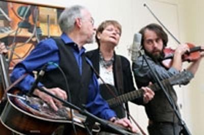 Red hot bluegrass of Amy Gallatin & Stillwaters, at the Music Hall Oct. 5