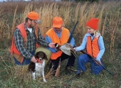 Small game hunting seasons begin Oct. 1