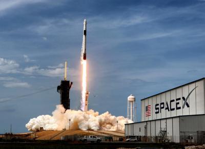 SpaceX readies Dragon return