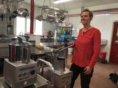 Extension creates new food position