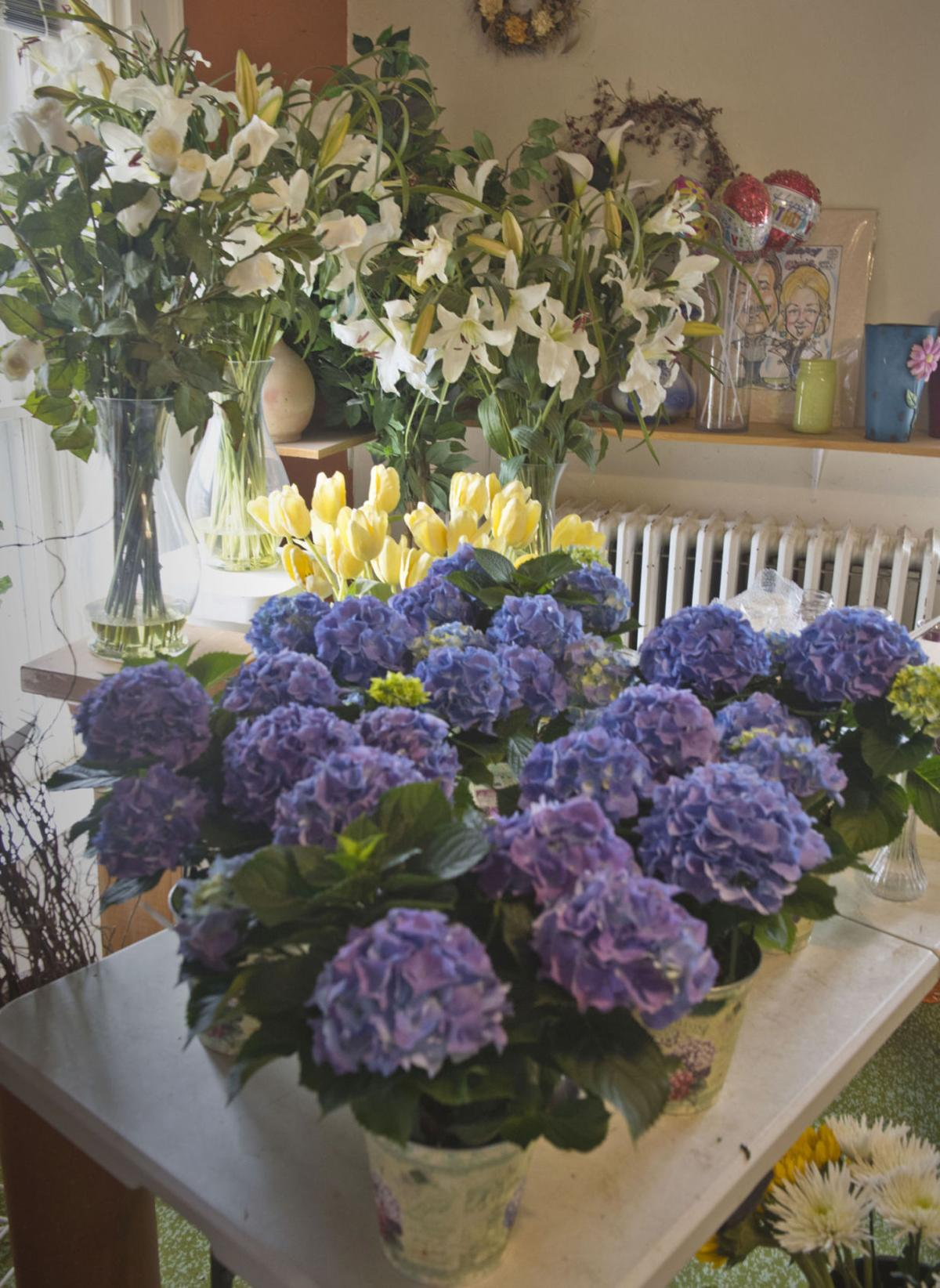 Florists deliver spring cheer in midst of crisis