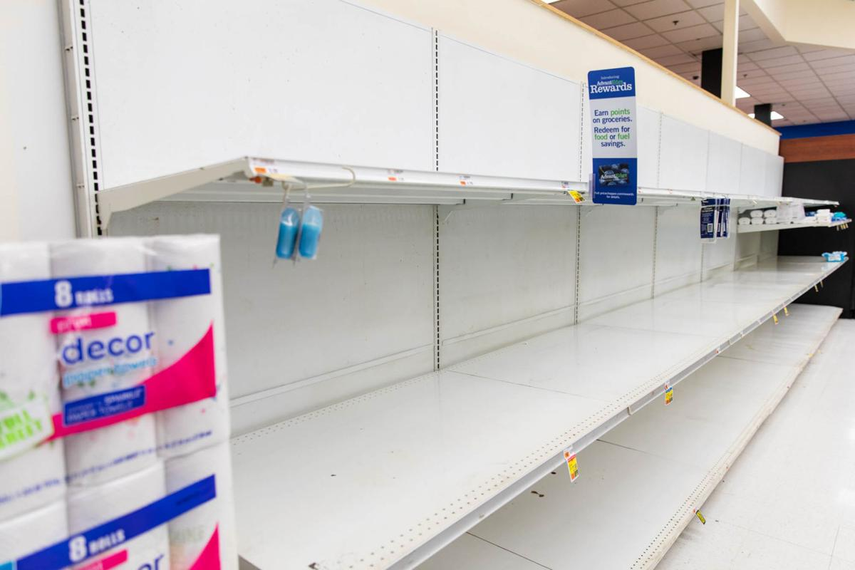 Recent panic buying annoys many area shoppers