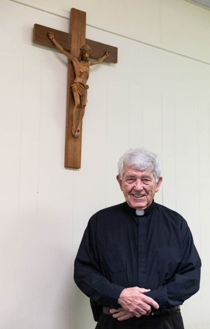 Renaissance Man Reverend celebrated for 60 years work as a priest, missionary and more