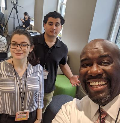 SUNY Oswego student filmmakers have 'engaging, enlightening' experience in PitchNY program