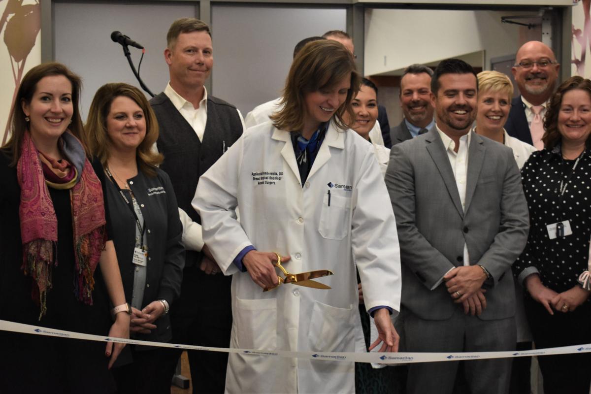 Samaritan unveils new women's facility