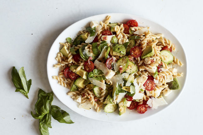 PASTA SALADS to swoon over (no, really)