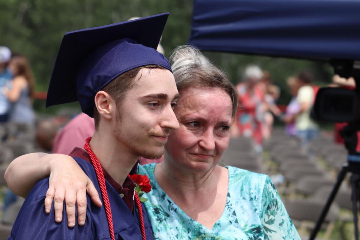 Pulaski High School graduation ceremony