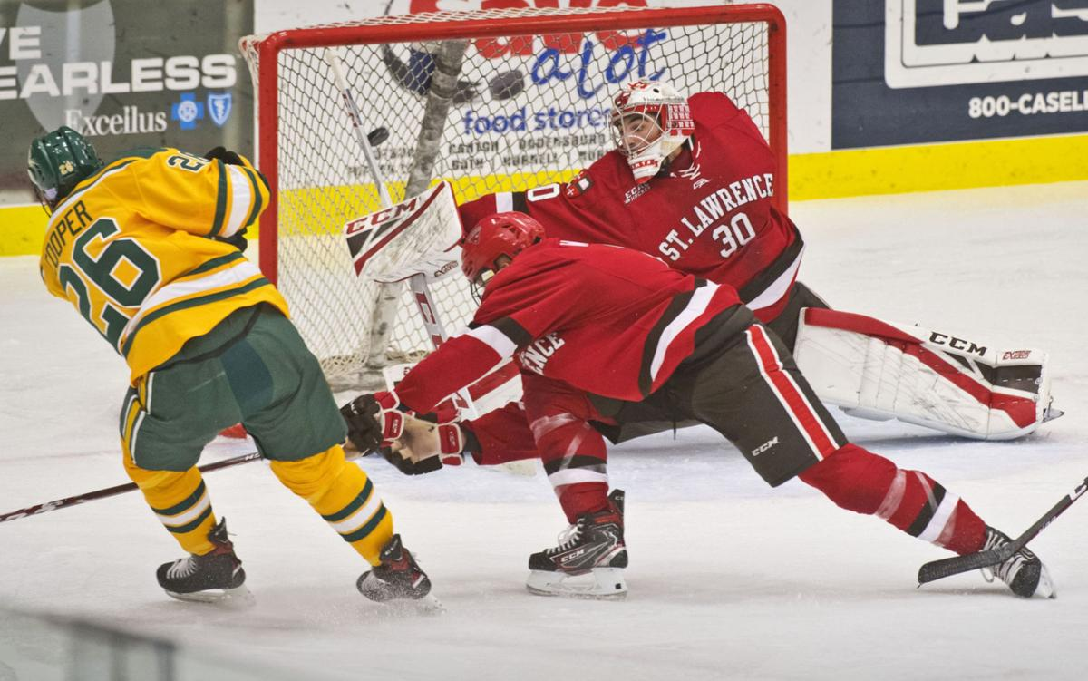 Clarkson finally subdues pesky St. Lawrence