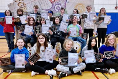 OMS Students excel in Echoes Writing Contest