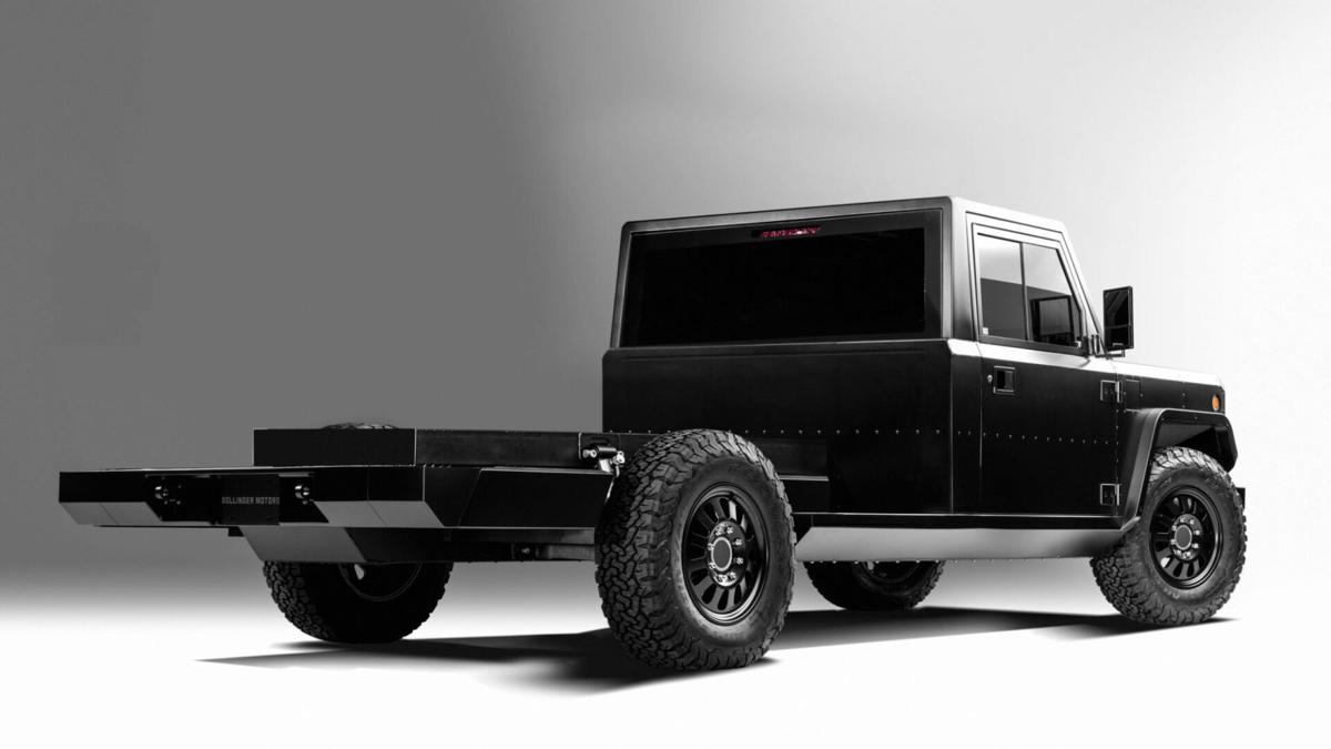 Electric work trucks are coming