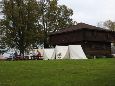 History comes to life at Fort Brewerton