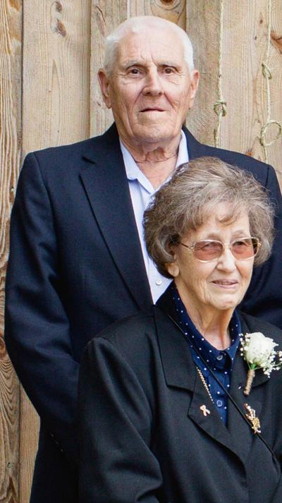 Harold and Shirley Taylor, 65 years