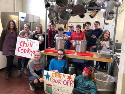 Phoenix's St. Stephen's and Fulton's Holy Trinity churches annual chili cook-off set for March 15