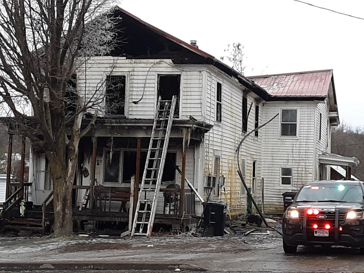 Murder charges lodged in arson
