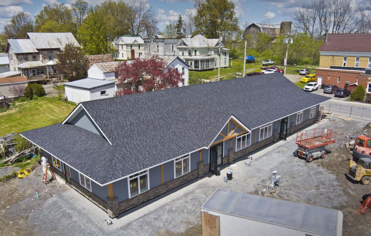 Town office building completion expected by end of summer