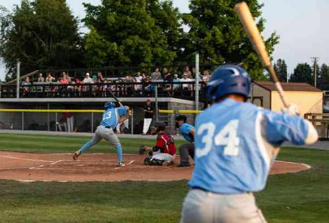 Collegiate Baseball Watertown Rapids Struggle To Match Debut Season On Field But Improve Somewhat In Stands Rapids Nny360 Com