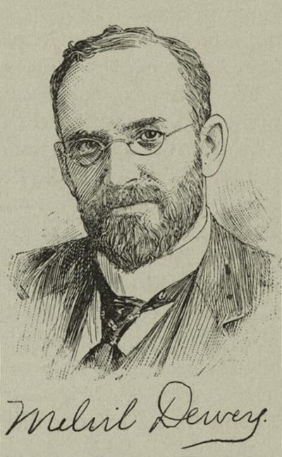 Melvil_Dewey-Portrait_et_signature