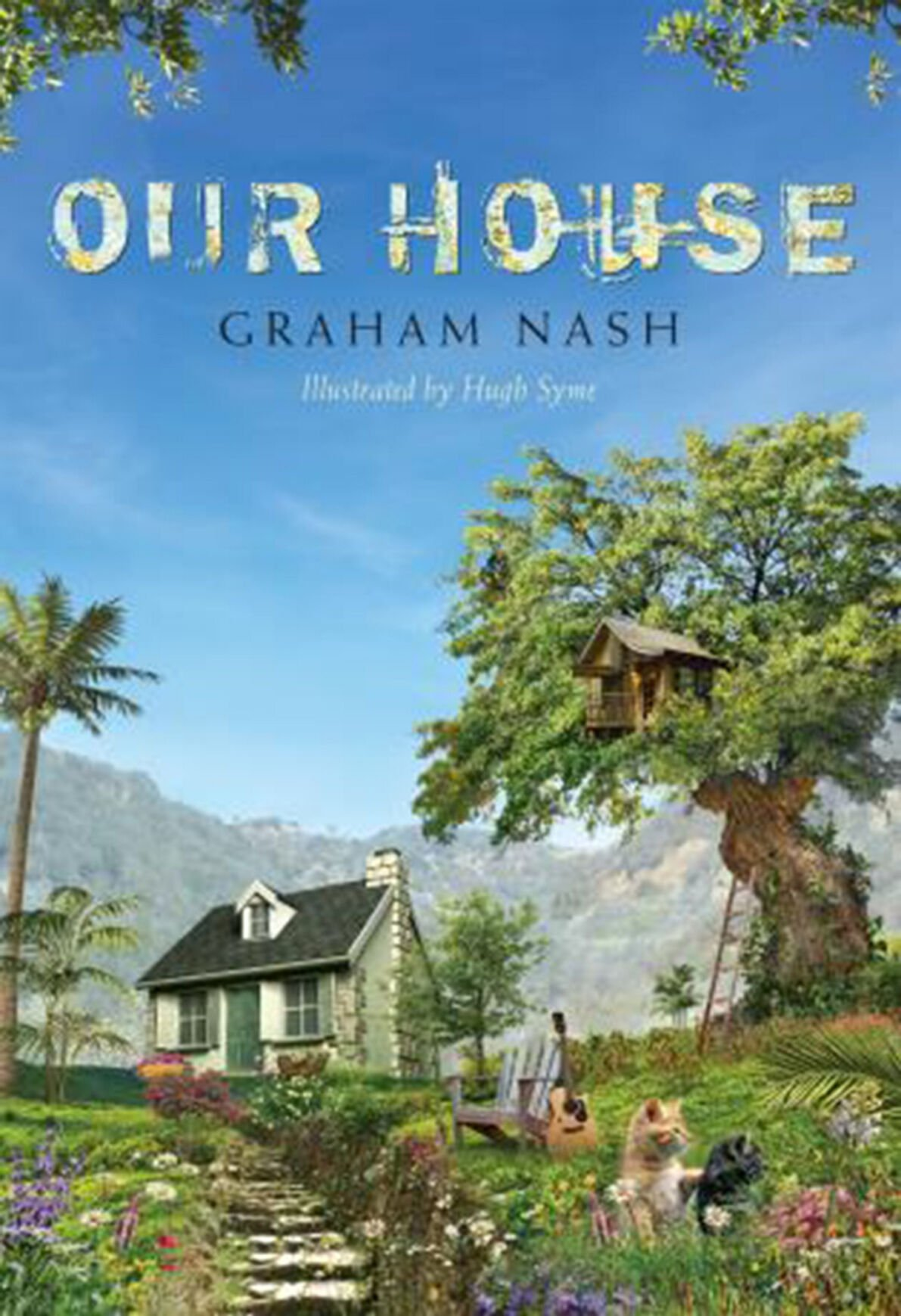 Grammy-winning musician Graham Nash celebrates 50 years of 'Our House'