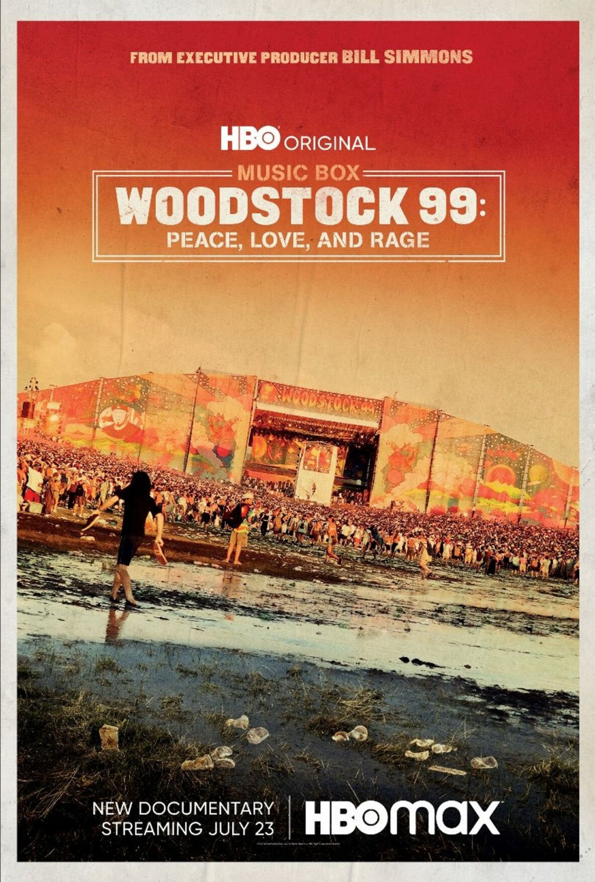 New film explores what went wrong in Woodstock 99