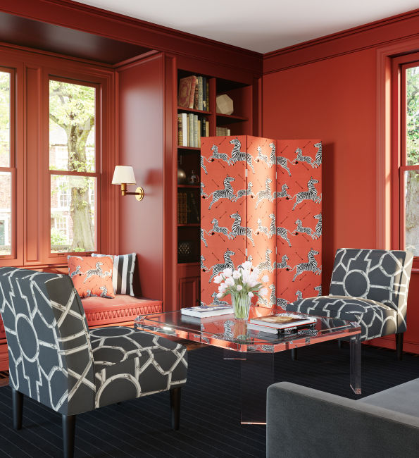 Setting the scene with DECORATIVE SCREENS