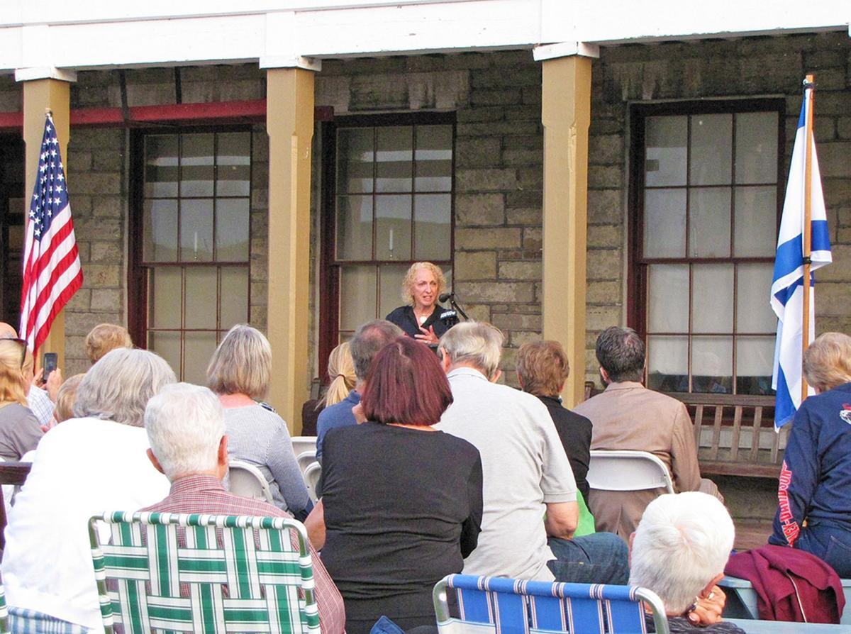Oswego marks 75th anniversary of Fort Ontario Emergency Refugee Shelter
