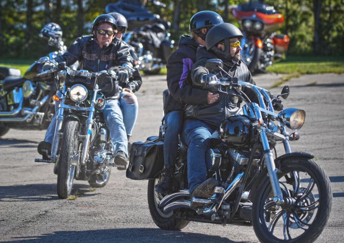 Remembrance ride serves as fundraiser