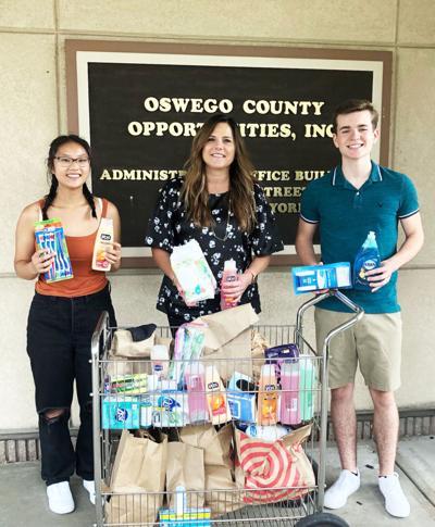 MACS students donate to OCO