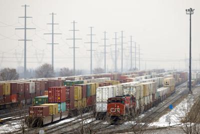 Union blames railroad for propane shortages in Ontario, Quebec