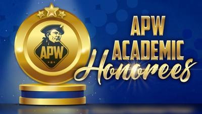 APW students earn academic honors
