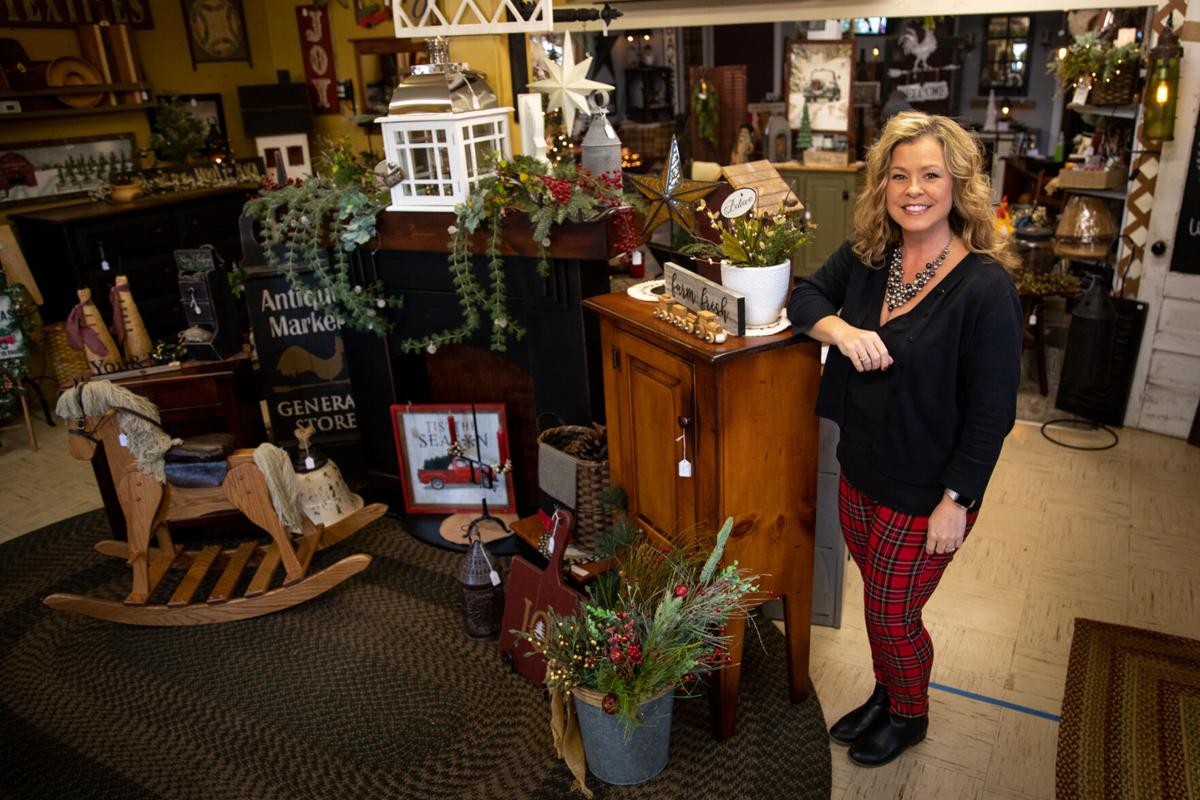 Lewis merchants adapt for safety, sales