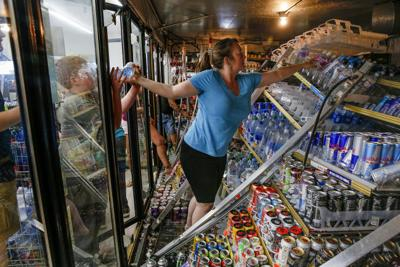 Quake, aftershocks shake California